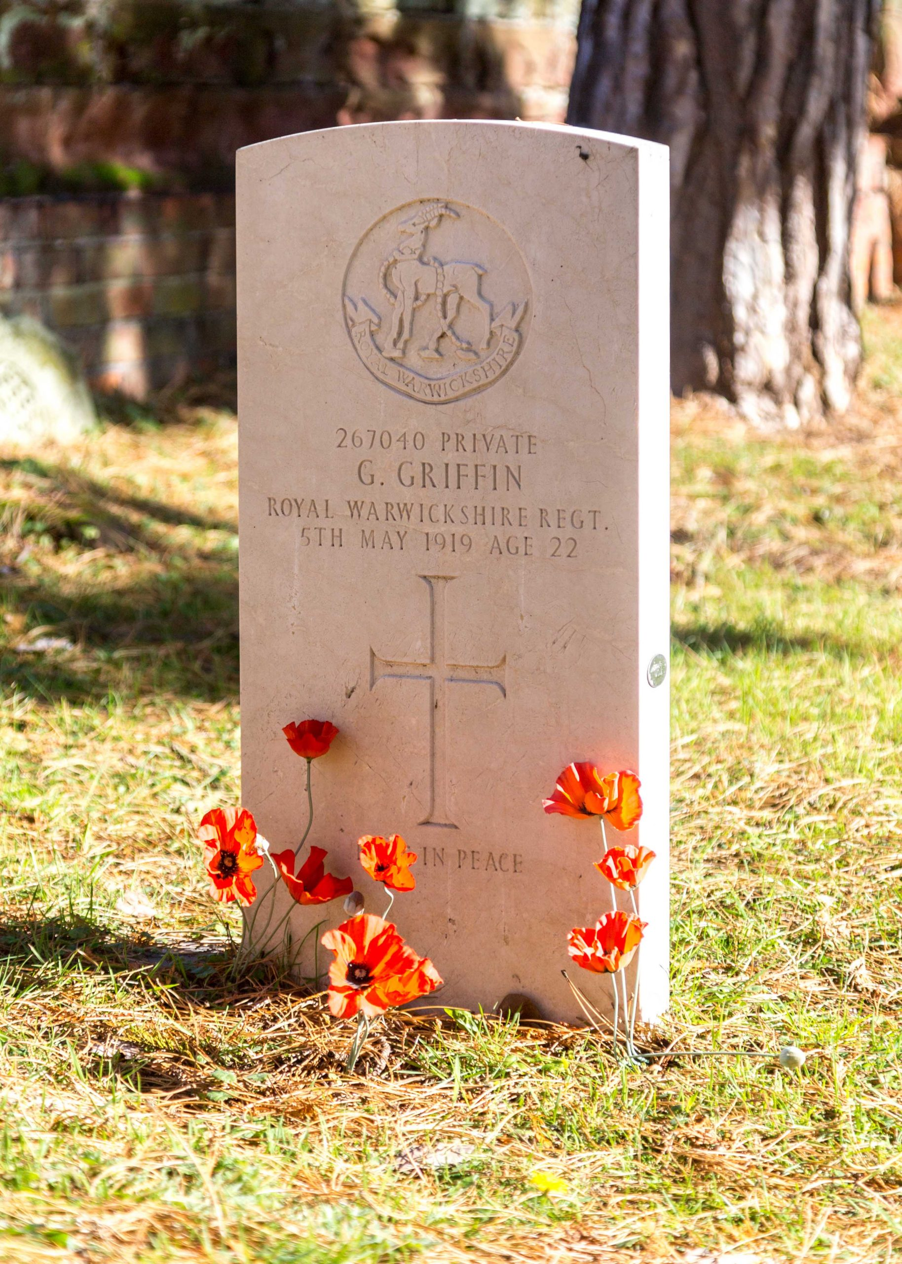 GEORGE GRIFFIN 1897-1919